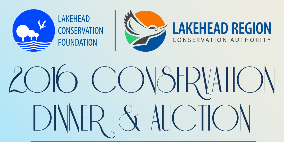 2016 CONSERVATION DINNER & AUCTION A SUCCESS!