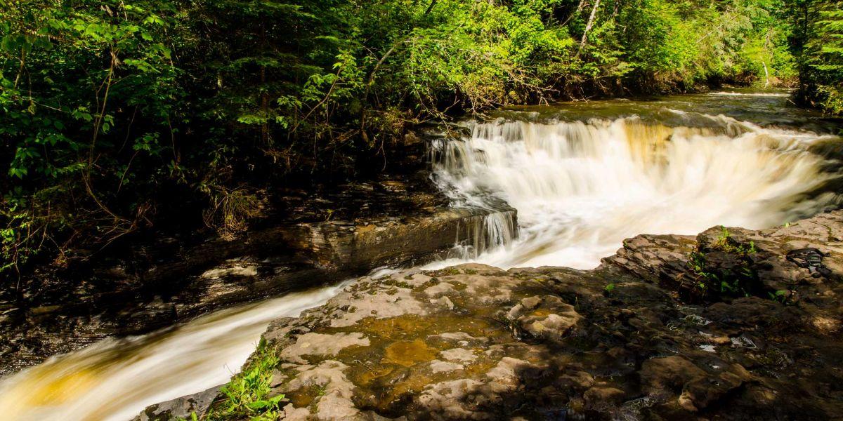 LIVING CLASSROOM- Waterfalls